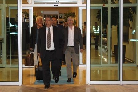 Fenerbahçe kafilesi Konya'ya geldi galerisi resim 3