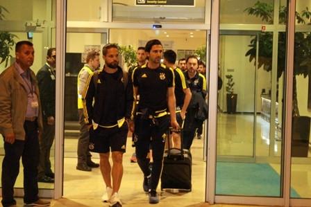 Fenerbahçe kafilesi Konya'ya geldi galerisi resim 5