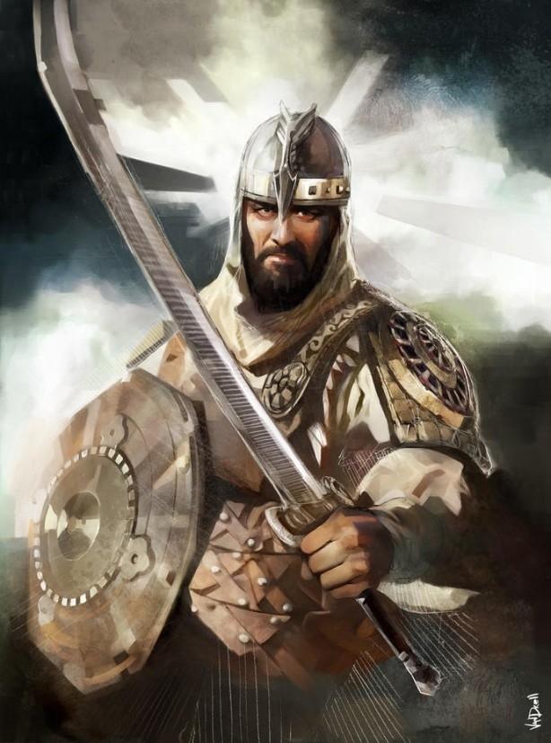 Tarihin en güçlü savaşçılarından örnek şahsiyetler galerisi resim 3