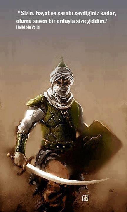 Tarihin en güçlü savaşçılarından örnek şahsiyetler galerisi resim 6