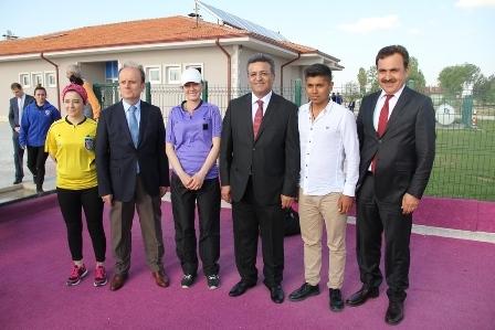 Müsteşar Faruk Özçelik Konya'daydı galerisi resim 1