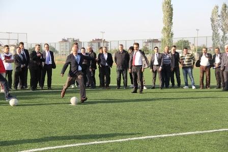 Müsteşar Faruk Özçelik Konya'daydı galerisi resim 18