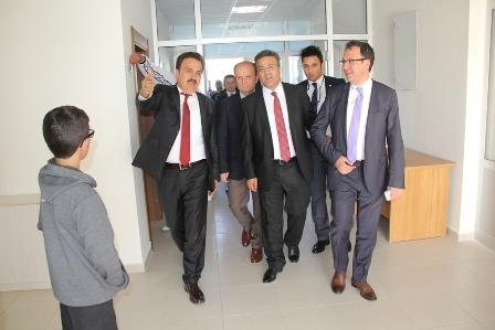Müsteşar Faruk Özçelik Konya'daydı galerisi resim 2