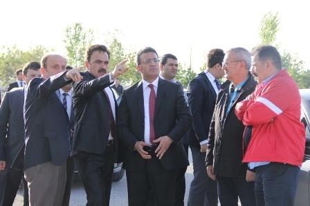 Müsteşar Faruk Özçelik Konya'daydı galerisi resim 20