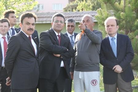 Müsteşar Faruk Özçelik Konya'daydı galerisi resim 21