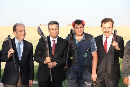 Müsteşar Faruk Özçelik Konya'daydı galerisi resim 23