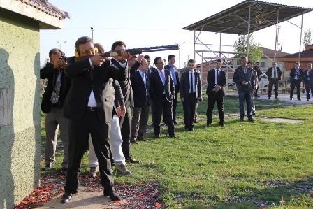 Müsteşar Faruk Özçelik Konya'daydı galerisi resim 25