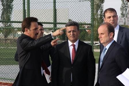 Müsteşar Faruk Özçelik Konya'daydı galerisi resim 3