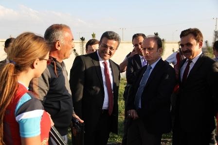 Müsteşar Faruk Özçelik Konya'daydı galerisi resim 30
