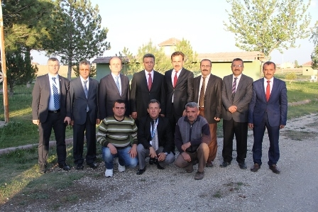 Müsteşar Faruk Özçelik Konya'daydı galerisi resim 32