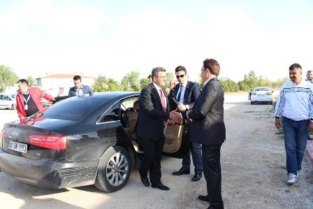 Müsteşar Faruk Özçelik Konya'daydı galerisi resim 33