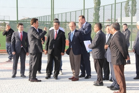 Müsteşar Faruk Özçelik Konya'daydı galerisi resim 4