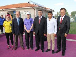 Müsteşar Faruk Özçelik Konya'daydı
