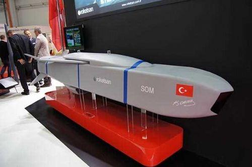 Türk ordusunun sahip olduğu füzeler galerisi resim 12