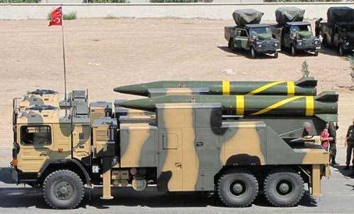 Türk ordusunun sahip olduğu füzeler galerisi resim 15
