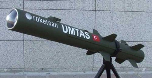 Türk ordusunun sahip olduğu füzeler galerisi resim 7