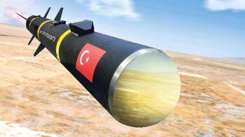 Türk ordusunun sahip olduğu füzeler galerisi resim 9