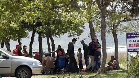 Beyşehir'de tatlı su levreği sezonu açıldı galerisi resim 2