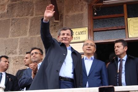 Ahmet Davutoğlu'nun Konya ziyaretinden kareler galerisi resim 1
