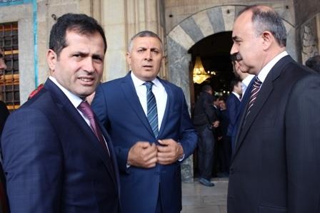 Ahmet Davutoğlu'nun Konya ziyaretinden kareler galerisi resim 13