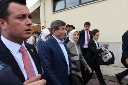 Ahmet Davutoğlu'nun Konya ziyaretinden kareler galerisi resim 14