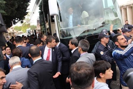 Ahmet Davutoğlu'nun Konya ziyaretinden kareler galerisi resim 15