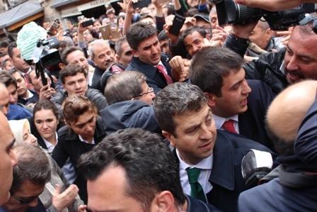 Ahmet Davutoğlu'nun Konya ziyaretinden kareler galerisi resim 6