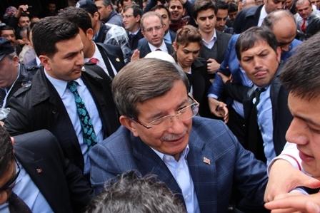 Ahmet Davutoğlu'nun Konya ziyaretinden kareler galerisi resim 7