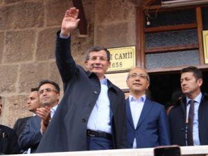 Ahmet Davutoğlu'nun Konya ziyaretinden kareler
