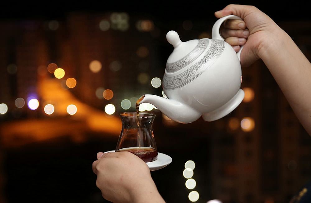 Çayın zorlu yolculuğu galerisi resim 1