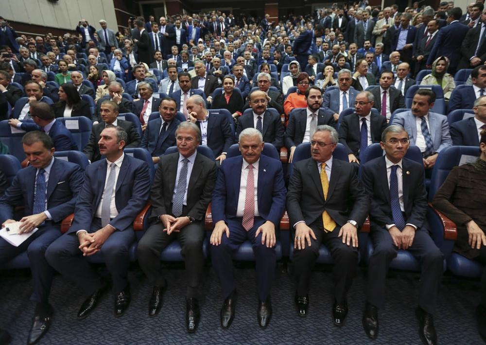 AK Parti'liler Yıldırım'ı böyle kutladı galerisi resim 4