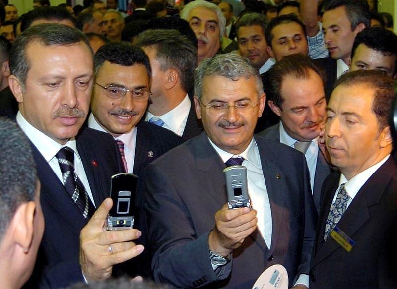 Fotoğraflarla Yıldırım'ın siyasi yaşamı galerisi resim 2