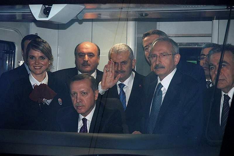 Fotoğraflarla Yıldırım'ın siyasi yaşamı galerisi resim 21