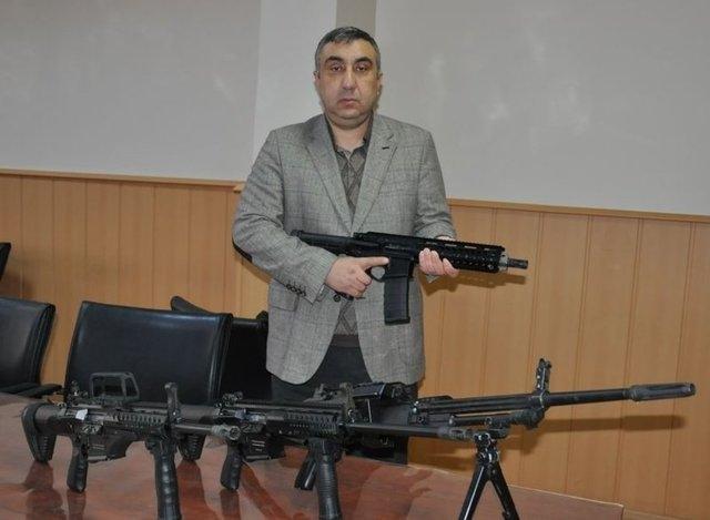 Türk Ordusuna Ait 3 yeni Milli Silah galerisi resim 10