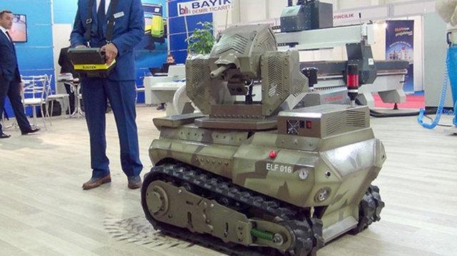 Türk Ordusuna Ait 3 yeni Milli Silah galerisi resim 15