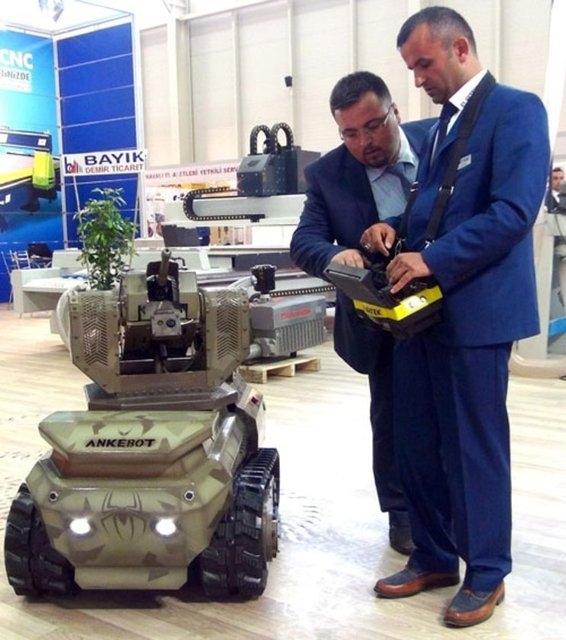 Türk Ordusuna Ait 3 yeni Milli Silah galerisi resim 16