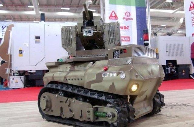 Türk Ordusuna Ait 3 yeni Milli Silah galerisi resim 17