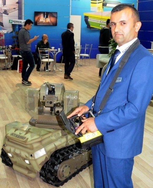 Türk Ordusuna Ait 3 yeni Milli Silah galerisi resim 18
