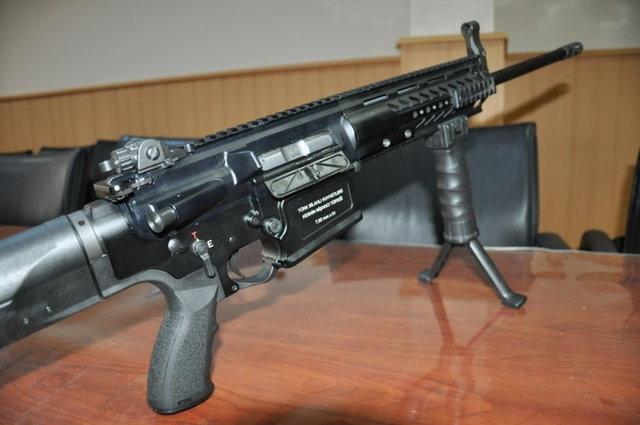 Türk Ordusuna Ait 3 yeni Milli Silah galerisi resim 2