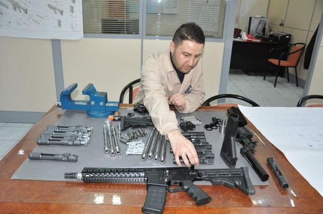 Türk Ordusuna Ait 3 yeni Milli Silah galerisi resim 9