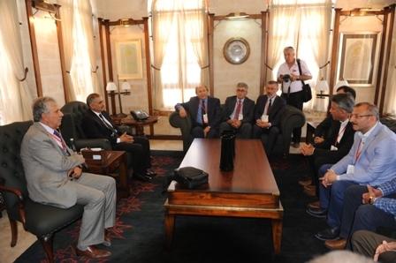 TGK, 7. Başkanlar Kurulu Toplantısı Yapıldı galerisi resim 13