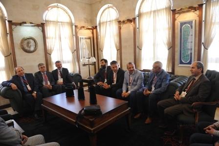 TGK, 7. Başkanlar Kurulu Toplantısı Yapıldı galerisi resim 16