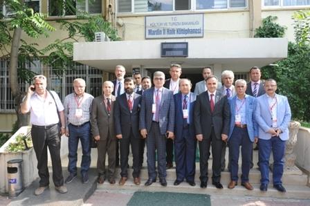 TGK, 7. Başkanlar Kurulu Toplantısı Yapıldı galerisi resim 26