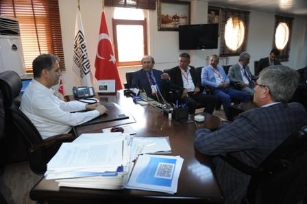 TGK, 7. Başkanlar Kurulu Toplantısı Yapıldı galerisi resim 4