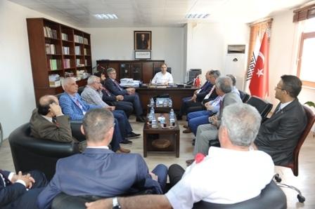 TGK, 7. Başkanlar Kurulu Toplantısı Yapıldı galerisi resim 6