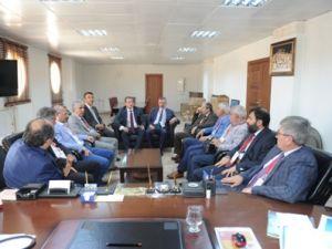 TGK, 7. Başkanlar Kurulu Toplantısı Yapıldı
