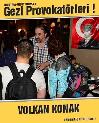 Gezi provokatörleri: Unutma, unutturma galerisi resim 1