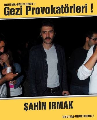 Gezi provokatörleri: Unutma, unutturma galerisi resim 10