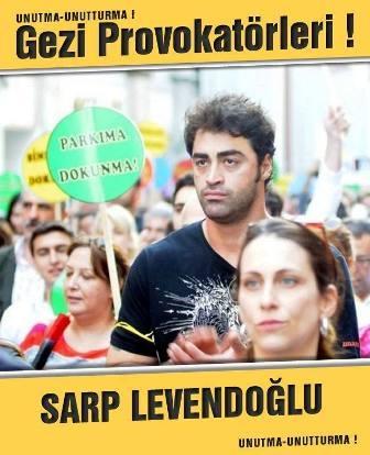 Gezi provokatörleri: Unutma, unutturma galerisi resim 11