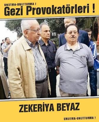 Gezi provokatörleri: Unutma, unutturma galerisi resim 12